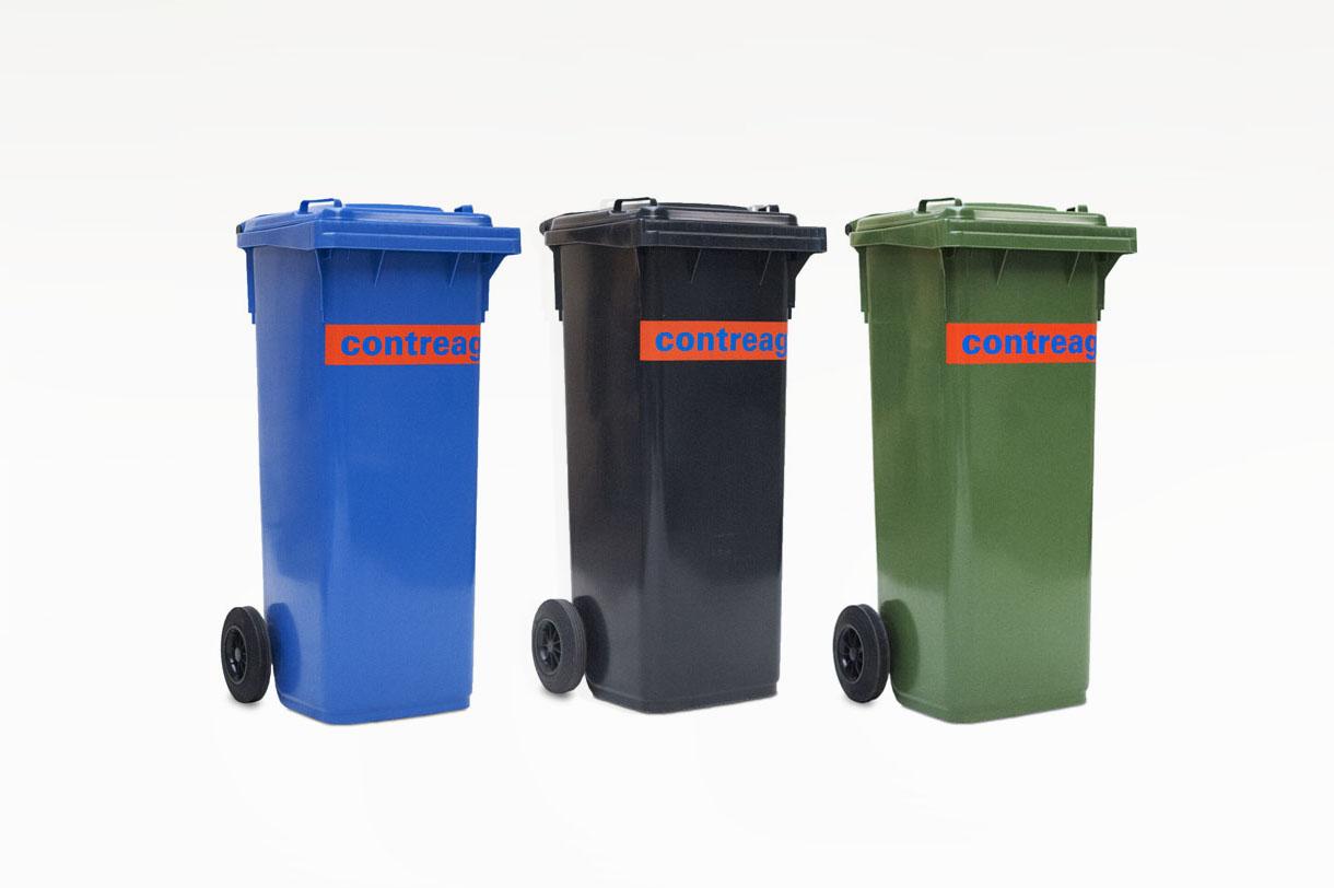 Kunststoffcontainer 140lt