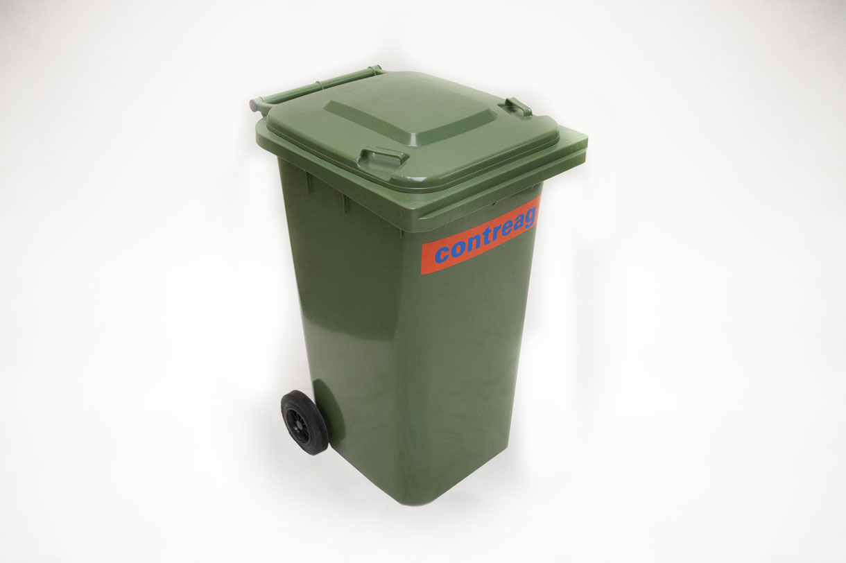 Container 240lt en plastique