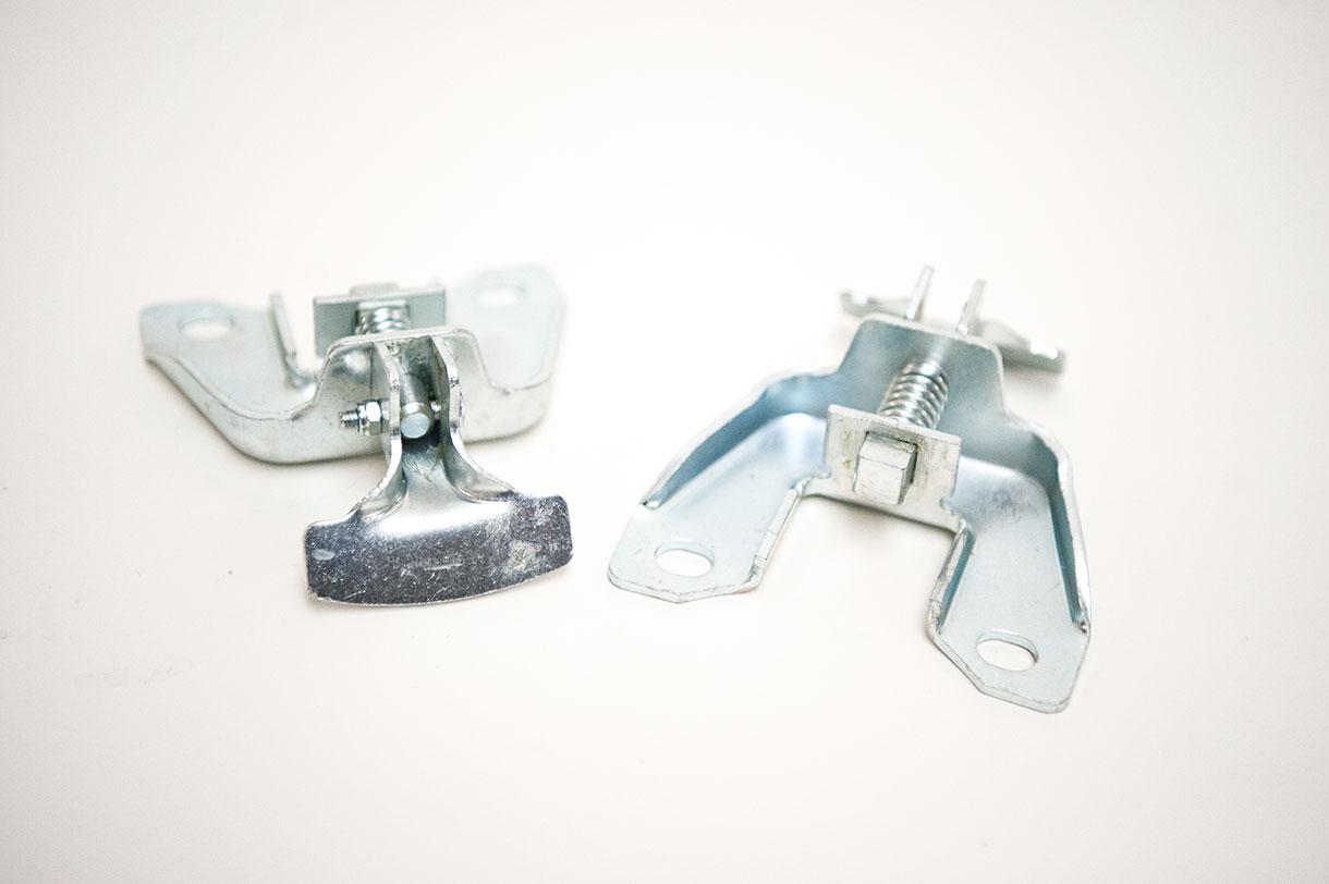 Blocage pour roue pivotante <br> (1 paire)