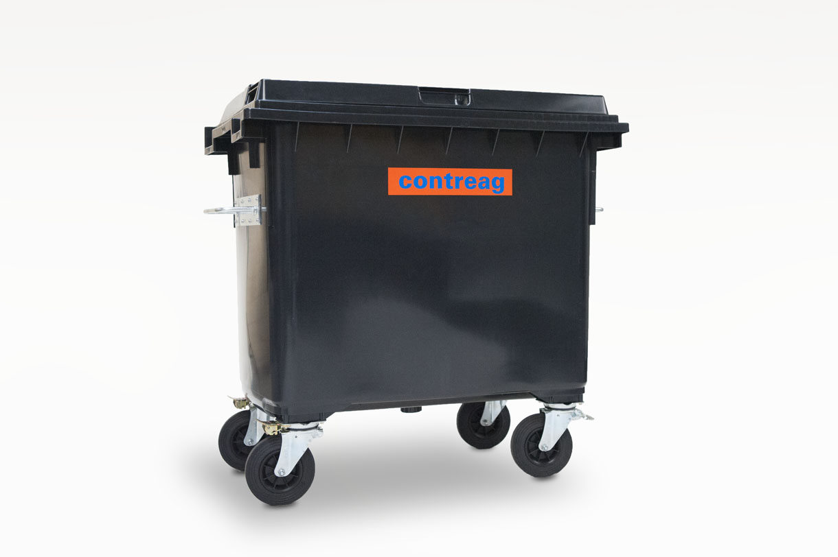 Kunststoffcontainer 660lt