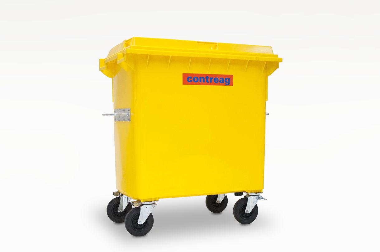 Container 770lt en plastique