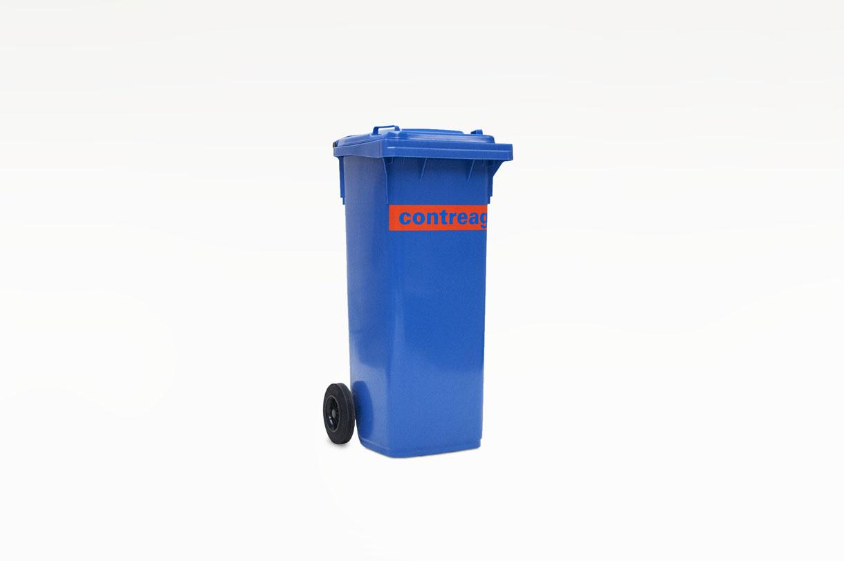 Container 140lt en plastique