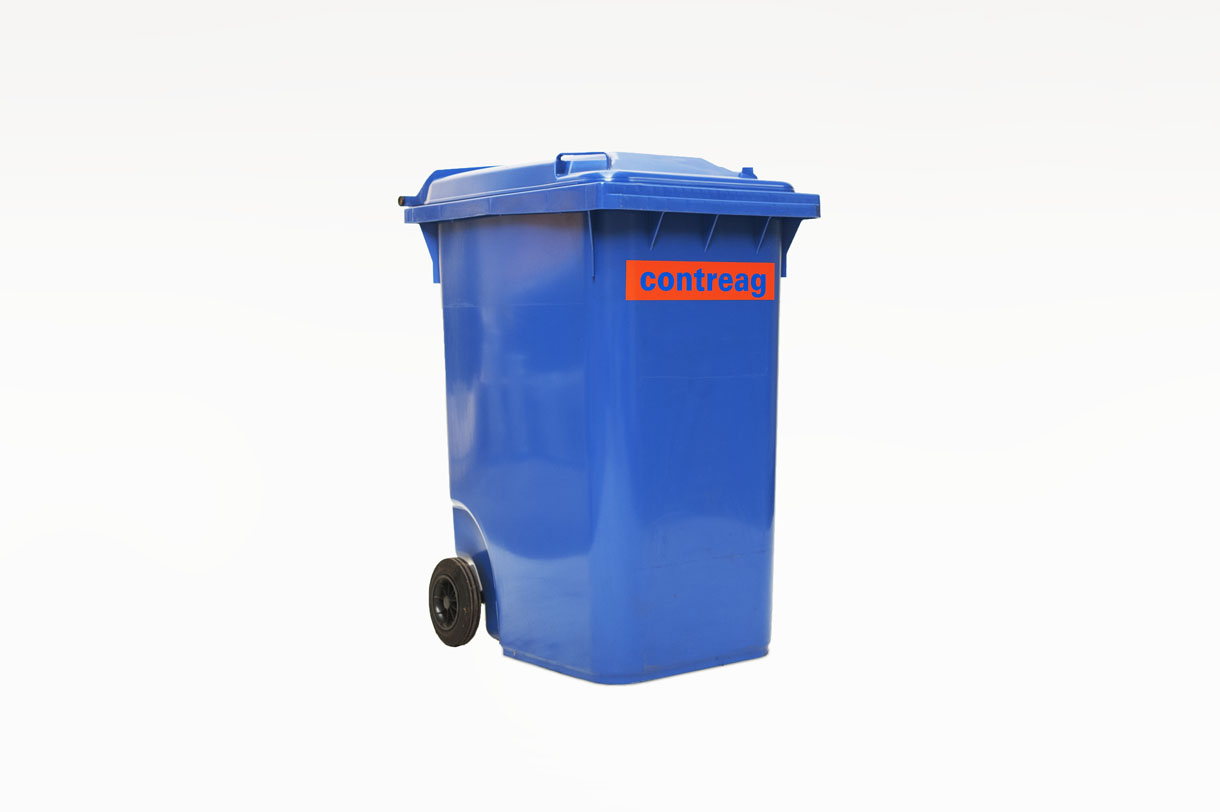 Kunststoffcontainer 360lt