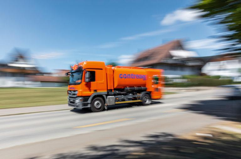 Container-Reinigung 2-Räder EXPRESS (Einmaliger Auftrag)